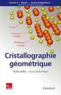 Cristallographie géométrique