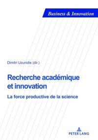 Recherche académique et innovation