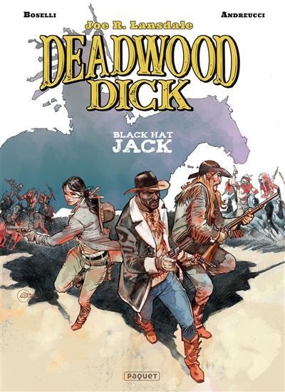 Deadwood Dick. Vol. 3. Black Hat Jack