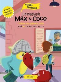 Les enquêtes de Max & Coco, L'affaire des gâteaux volés