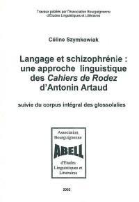 Langage et schizophrénie