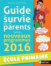 Guide de survie pour les parents