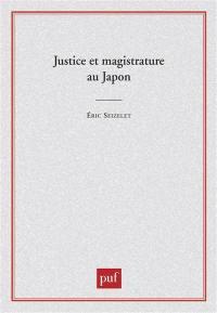 Justice et magistrature au Japon