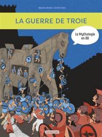 La mythologie en BD, La guerre de Troie