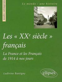 Les XXe siècle français