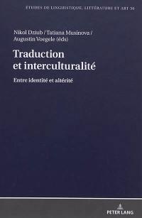 Traduction et interculturalité