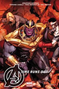 Avengers. Volume 3, Beyonders