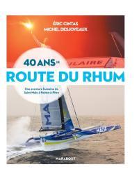 40 ans de Route du Rhum