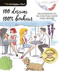 100 dessins 100 % bonheur