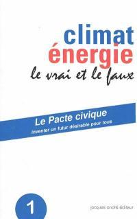Climat, énergie