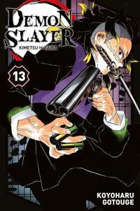 Demon slayer. Volume 13,
