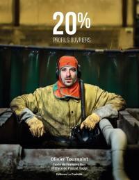 20 % profils ouvriers