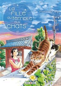 La fille du temple aux chats. Volume 4,