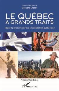 Le Québec à grands traits