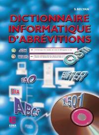 Dictionnaire informatique d'abréviations
