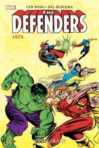 The Defenders. Volume 3, 1974