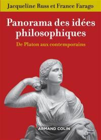Panorama des idées philosophiques : de Platon aux contemporains