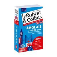 Le Robert & Collins anglais poche : français-anglais, anglais-français