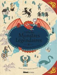 L'atlas des monstres légendaires