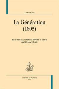 La génération (1805)