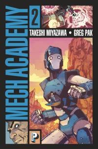 Mech academy. Volume 2,