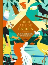 1.000 ans de fables