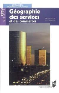 Géographie des services et des commerces