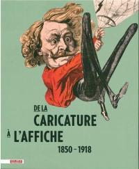 De la caricature à l'affiche