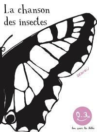La chanson des insectes