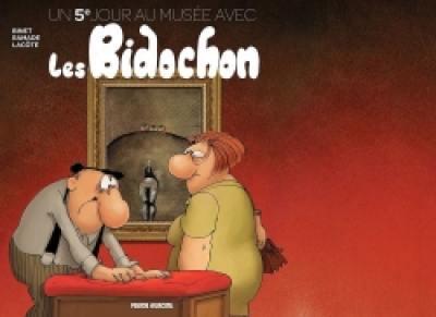 Un jour au musée avec les Bidochon. Volume 5, Un 5e jour au musée avec les Bidochon