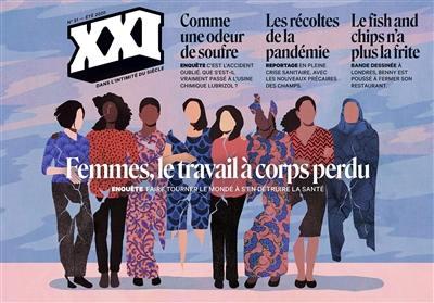 XXI. n° 51, Femmes, le travail à corps perdu