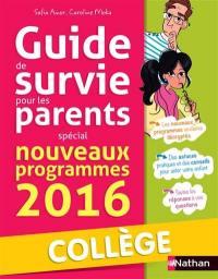 Petit guide de survie des parents