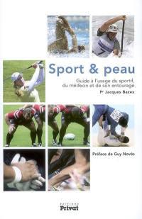 Sport et peau