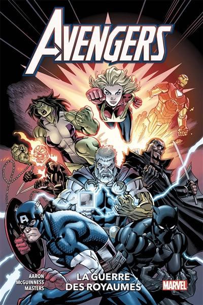 Avengers. Volume 4, La guerre des royaumes