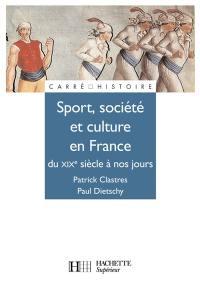 Sport, culture et société en France