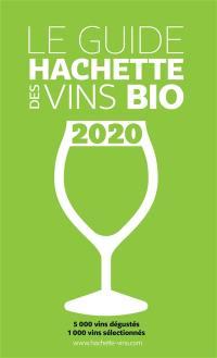 Le guide Hachette des vins bio 2020