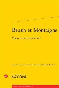 Bruno et Montaigne