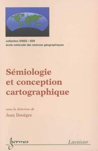 Sémiologie et conception cartographique