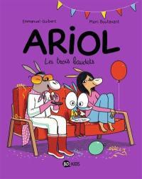 Ariol. Volume 8, Les trois baudets