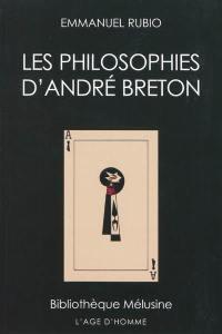 Les philosophies d'André Breton (1924-1941)