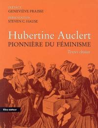 Hubertine Auclert pionnière du féminisme