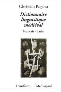 Dictionnaire linguistique médiéval