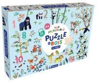 Mon incroyable puzzle en bois