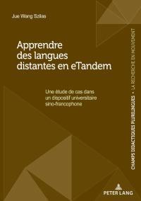 Apprendre des langues distantes en eTandem