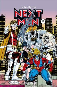 Next men. Volume 2,