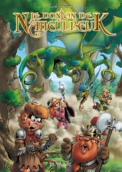 Le donjon de Naheulbeuk. Volume 15,