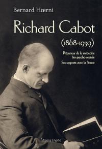Richard Cabot (1868-1939)