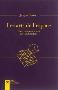 Les arts de l'espace