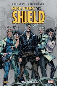 Nick Fury, agent du... SHIELD, 1989-1990