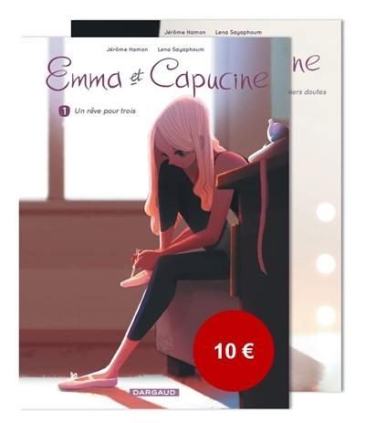 Emma et Capucine T1 et T2